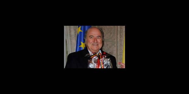 """Mondial 2018: la candidature belgo-néérlandaise est """"sympathique"""""""
