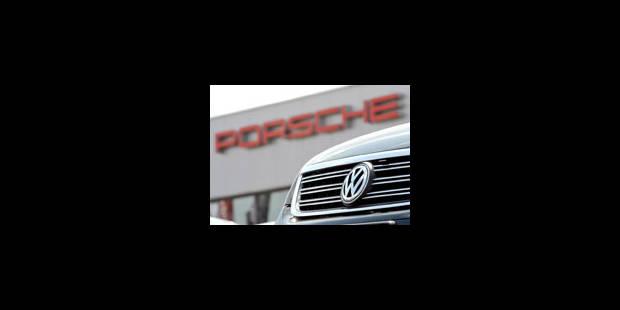 Volkswagen va rouler en Porsche
