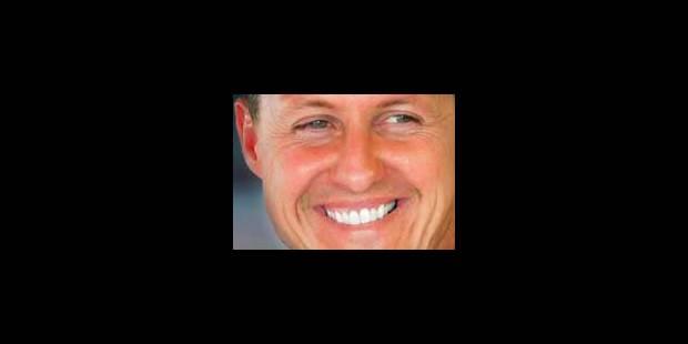 Schumacher assurera l'intérim pour Ferrari - La Libre