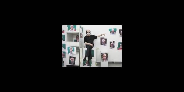 Rétrospective Jacques Lizène: art moderne et art nul - La Libre