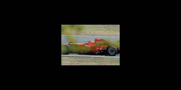 Michaël Schumacher se prépare activement - La Libre