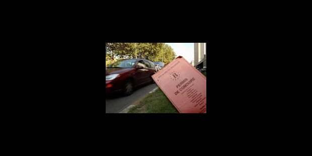 Trente permis de conduire retirés - La Libre