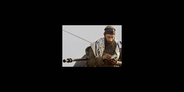 Palestine: Un drapeau blanc qui n'aura servi à rien - La Libre