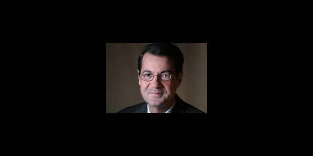 Bruno Colmant nouveau PDG adjoint chez Fortis