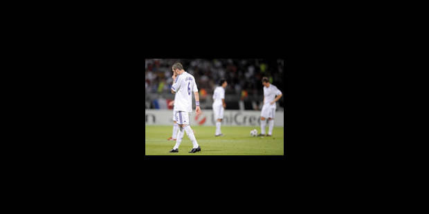 Anderlecht dominé à Lyon