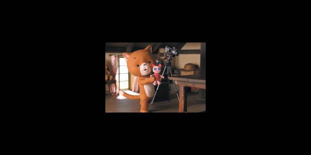 Le chat à la caméra - La Libre