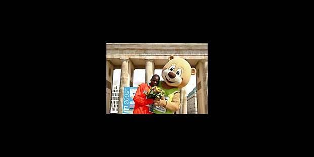 Le Kényan Abel Kirui champion du monde du marathon