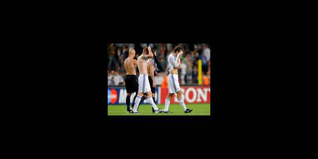 Anderlecht encore humilié par Lyon - La Libre