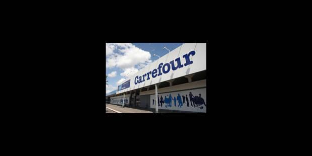 Carrefour lance une gamme de produits à bas prix