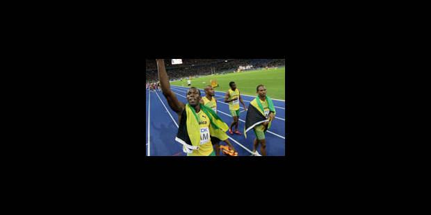 Troisième titre pour Bolt