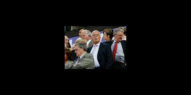 Anderlecht est en état de choc - La Libre