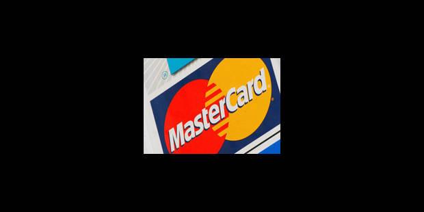 MasterCard envisage de supprimer 130 postes à Waterloo - La Libre