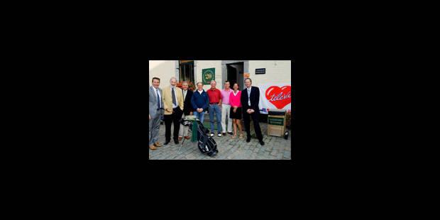 Golfeurs au grand coeur - La Libre