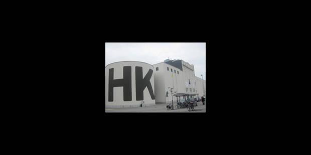 Un M HKA relooké - La Libre