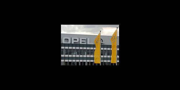 Opel: Réunion le 23/09 à Anvers pour l'emploi - La Libre