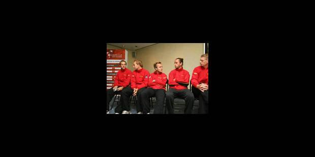 La Coupe Davis commence demain: Rochus/Marchenko - La Libre
