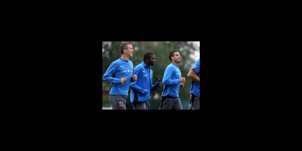 Le champion d'entrée de jeu pour le FC Bruges - La Libre