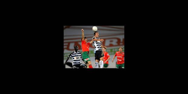 L'UEFA inflige une amende de 30.000 euros à La Gantoise - La Libre