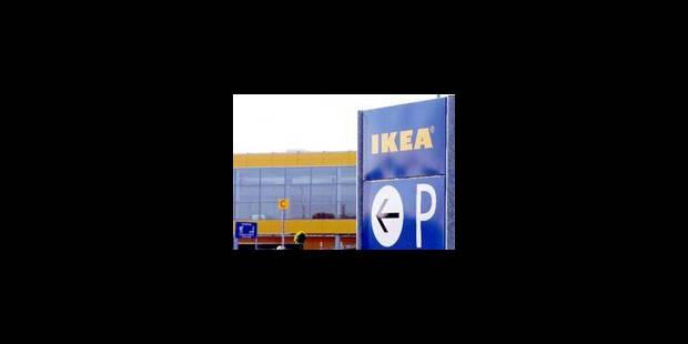 Ikea Belgique 22 % plus cher qu'Ikea France - La Libre