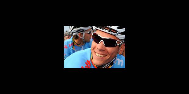 Tour du Piémont - Victoire de Philippe Gilbert - La Libre