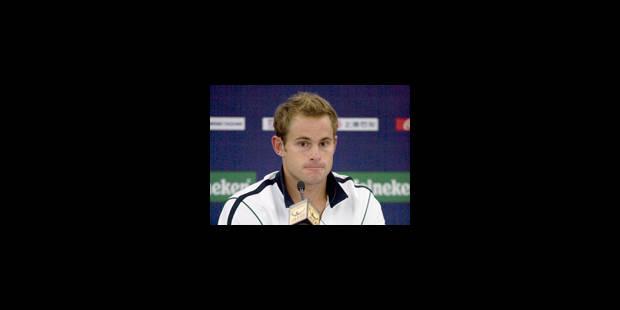 ATP: Roddick 6e qualifié pour le Masters de Londres