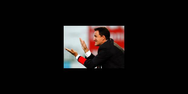 A. Jankovic, l'entraîneur licencié par Lokeren - La Libre