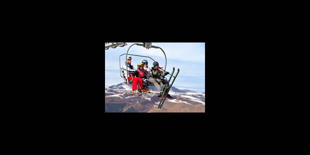 Et si on décidait de partir skier ?