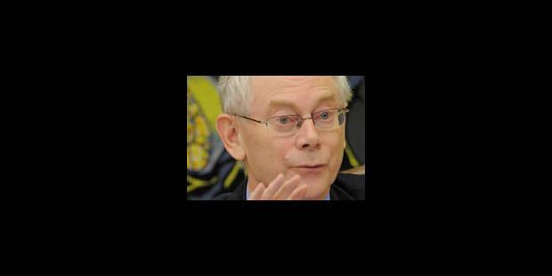 Les Anglais mettront-ils leur veto à Van Rompuy? - La Libre