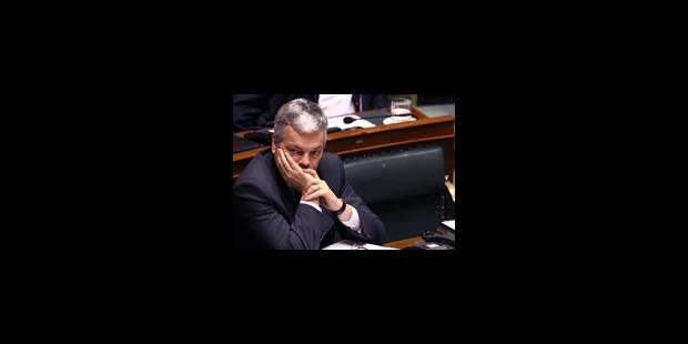 Reynders sur le podium des ministres des finances - La Libre