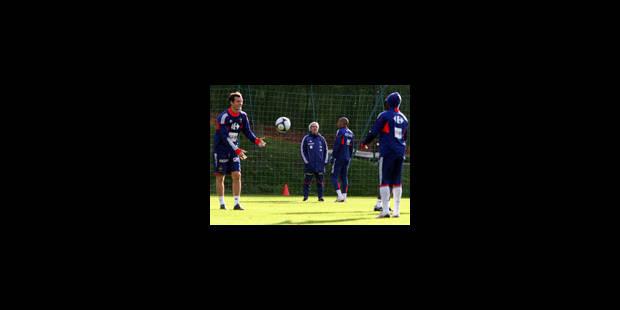 Mondial-2010/Barrages - France, Russie et Portugal favoris sur papier