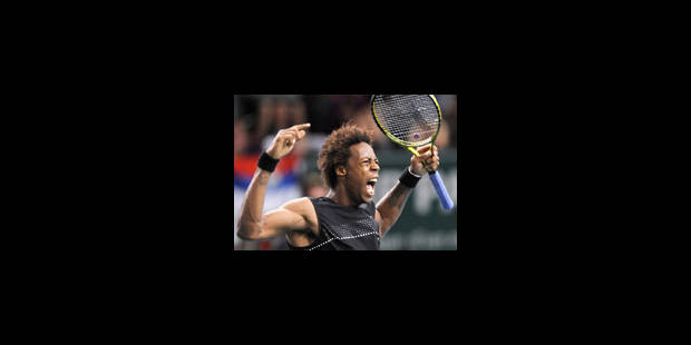 Gaël Monfils défie Novak Djokovic en finale - La Libre