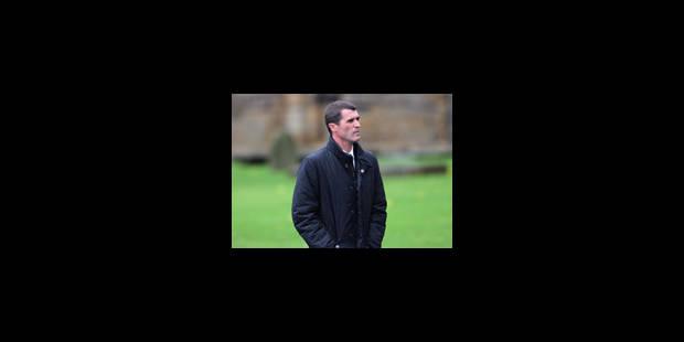 Roy Keane regrette les plaintes irlandaises - La Libre
