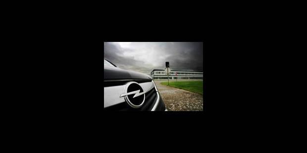Opel: réunion au cabinet Peeters cet après-midi
