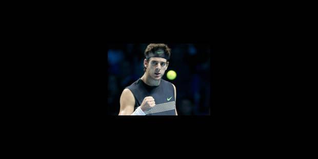 Davydenko-Del Potro, les deux vainqueurs de Federer en finale - La Libre