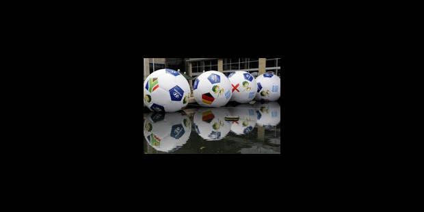 Mondial-2010: 31 millions de dollars pour le vainqueur - La Libre