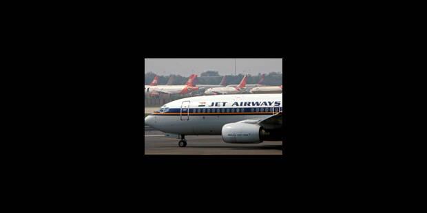 Le conflit social chez Jet Airways à Brussels Airport pas résolu