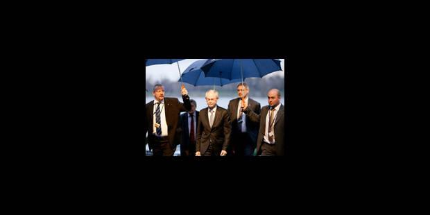 Van Rompuy, l'homme de l'année 2009 - La Libre