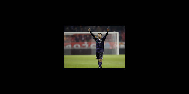 Anderlecht, tête de série, tient son match référence - La Libre
