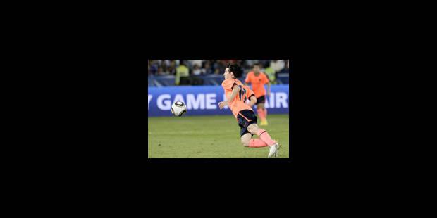 Incontournable Lionel Messi - La Libre