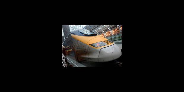 La poisse pour Eurostar : nouveau train bloqué jeudi