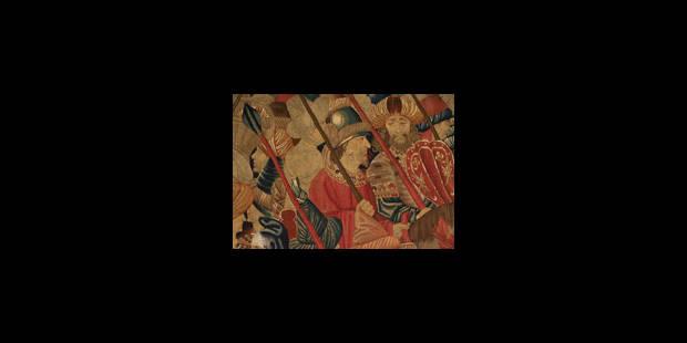 Un sommet de la tapisserie - La Libre
