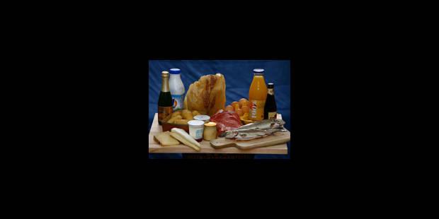 Apports nutritionnels recommandés - La Libre