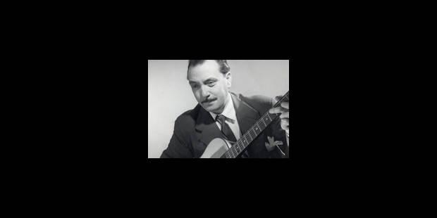 Django : 6 cordes, 3 doigts, 100 ans - La Libre