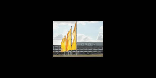 Opel Anvers ferme ses portes : 5.000 emplois concernés - La Libre
