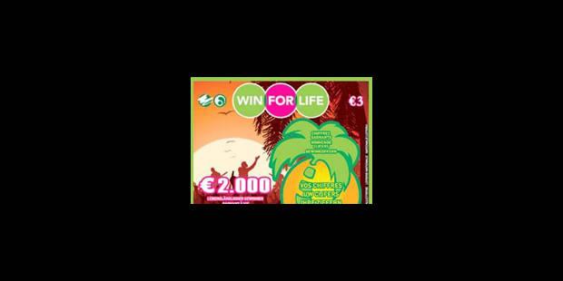 La face cachée du Win for Life - La Libre