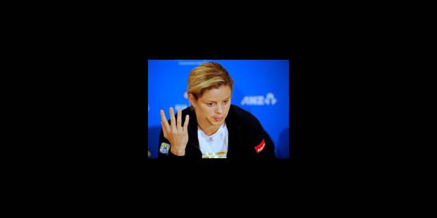 Fed Cup: Kim Clijsters également absente contre la Pologne