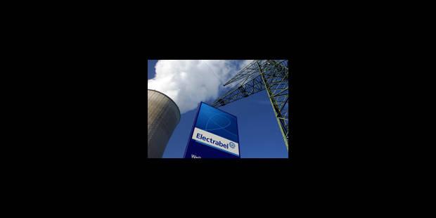 Electrabel se défend d'avoir manipulé les prix du gaz
