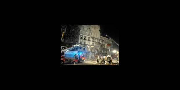 Explosion dans deux immeubles: 20 blessés dont des graves (Vidéo) - La Libre
