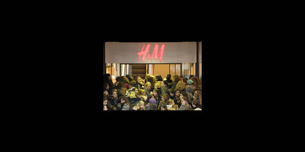 H&M poursuit sa croissance avec 240 nouveaux magasins