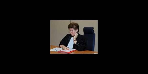 La juge De Tandt inculpée de faux en écriture - La Libre